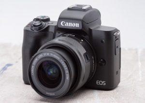 Canon EOS M50 inceleme
