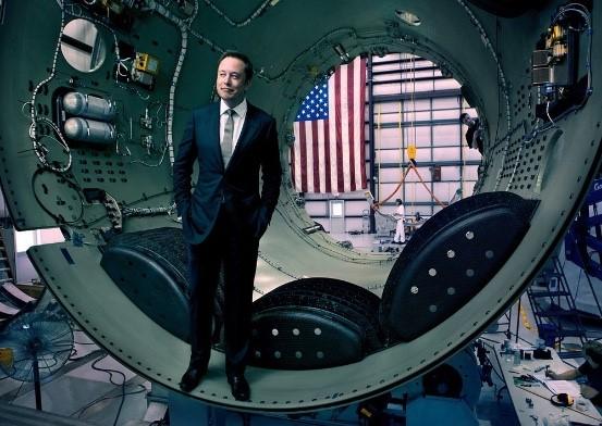 Elon Musk Starlink projesi