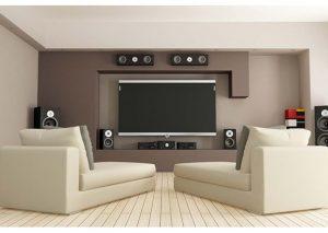 Ev sineması için projektör mü TV mi?