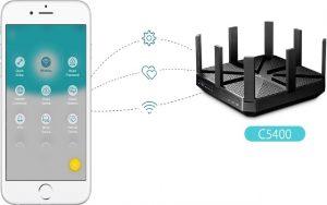 TP-Link Modemler Tether Uygulaması ile Akıllı Telefondan Kolayca Yönetilebiliyor