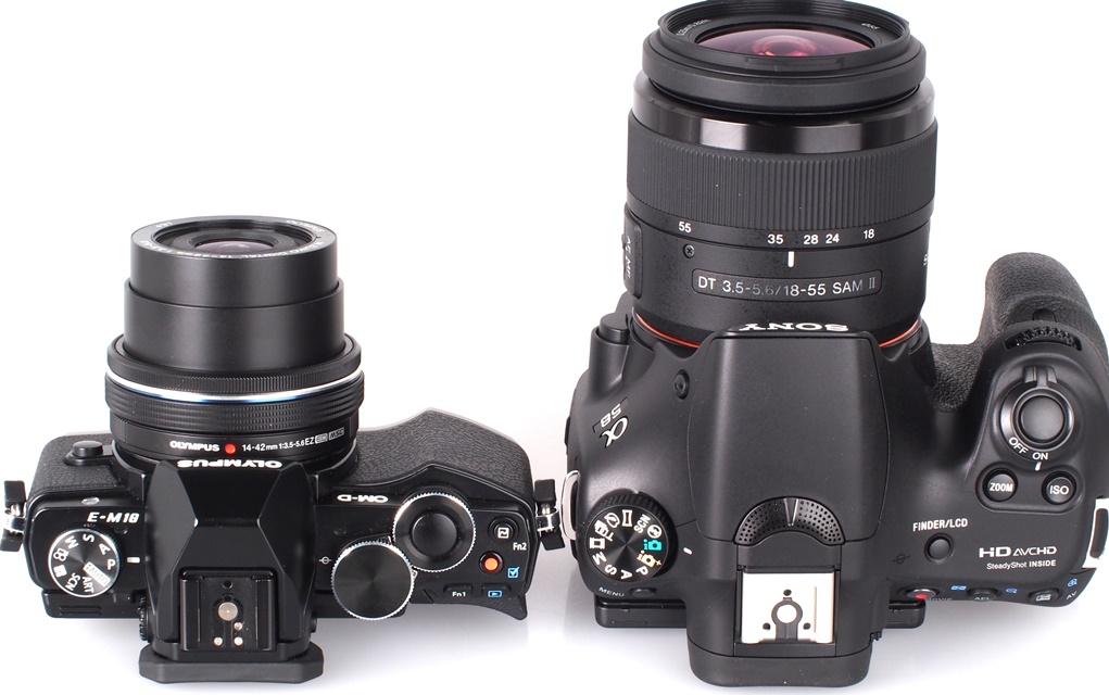 Aynasız Fotoğraf Makinelerinin DSLR'lerden Farkı Nedir?