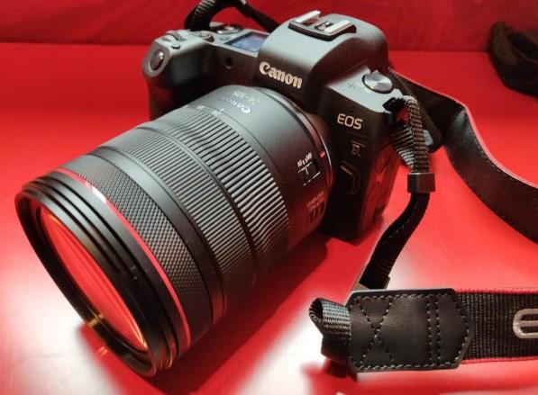 Canon EOS R özellikleri