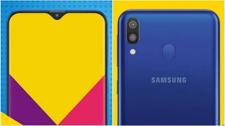 Yeni Samsung Galaxy M10