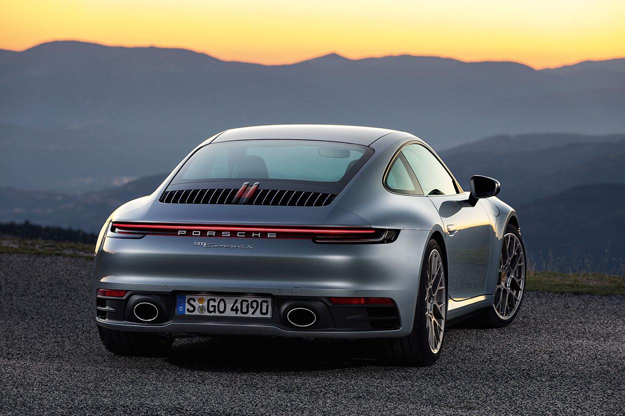İkonik Porsche 911 Carrera S, 2020 modeliyle göründü