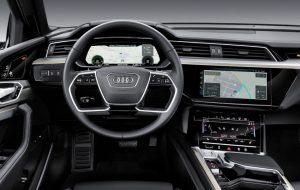 Audi e-tron..
