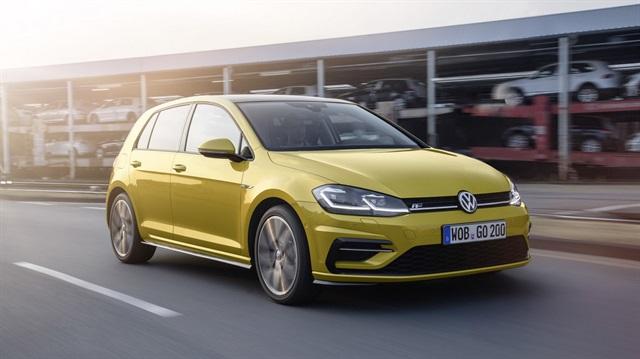 Yeni Volkswagen Golf görüntülendi
