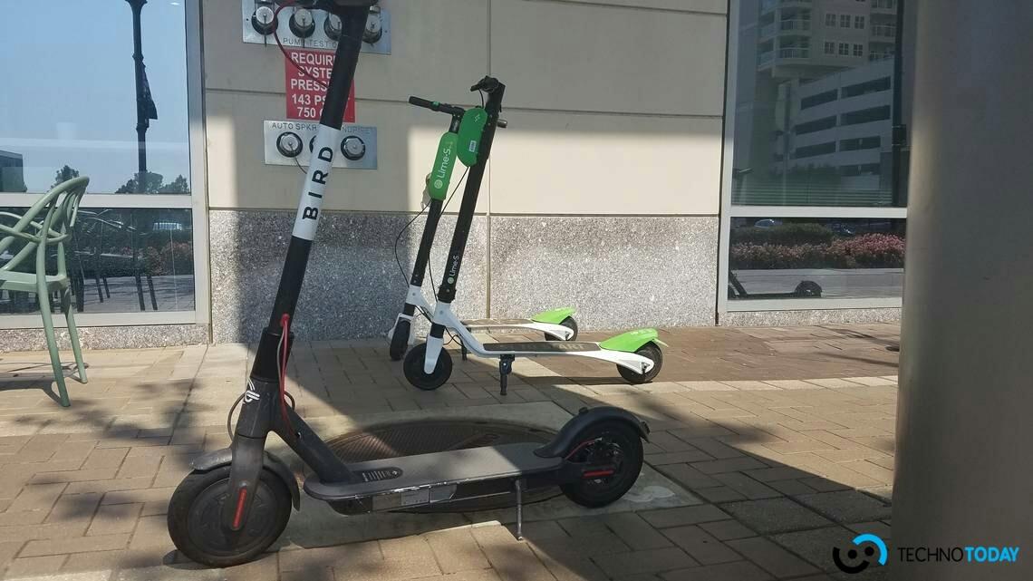 Banka Soygununda Jump Elektrikli Scooter Kullanıldı