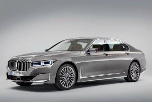 2020 BMW 7 Serisi tasarımıyla büyüledi