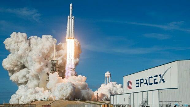 SpaceX'in Büyük Falcon Heavy Roketi, Mart Ayında Tekrar Uzayda