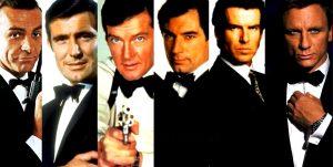 En Sürükleyici James Bond Filmleri