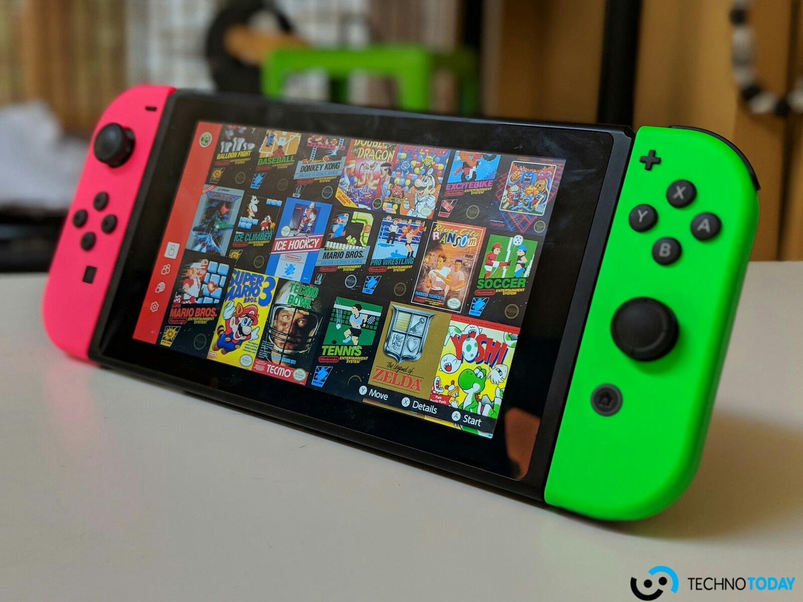 Yeni Nintendo Switch Modeli Ufukta Görünmüyor