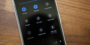 Android Pie üzerinde karanlık mod nasıl etkinleştirilir?