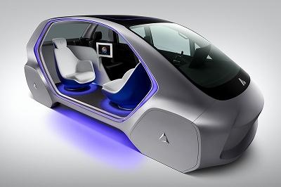 CES 2019 fuarında tanıtılan otonom araçlar