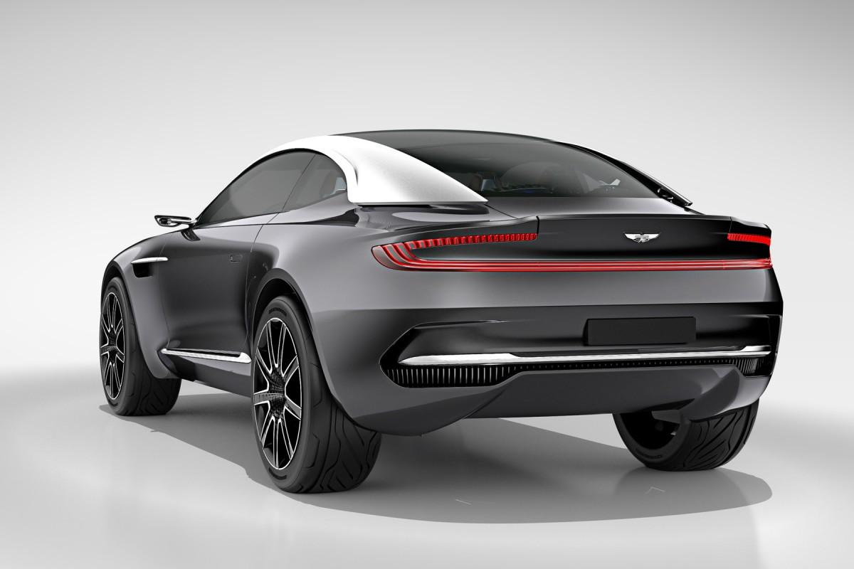Aston Martin ilk SUV modeli DBX ile karşınızda!