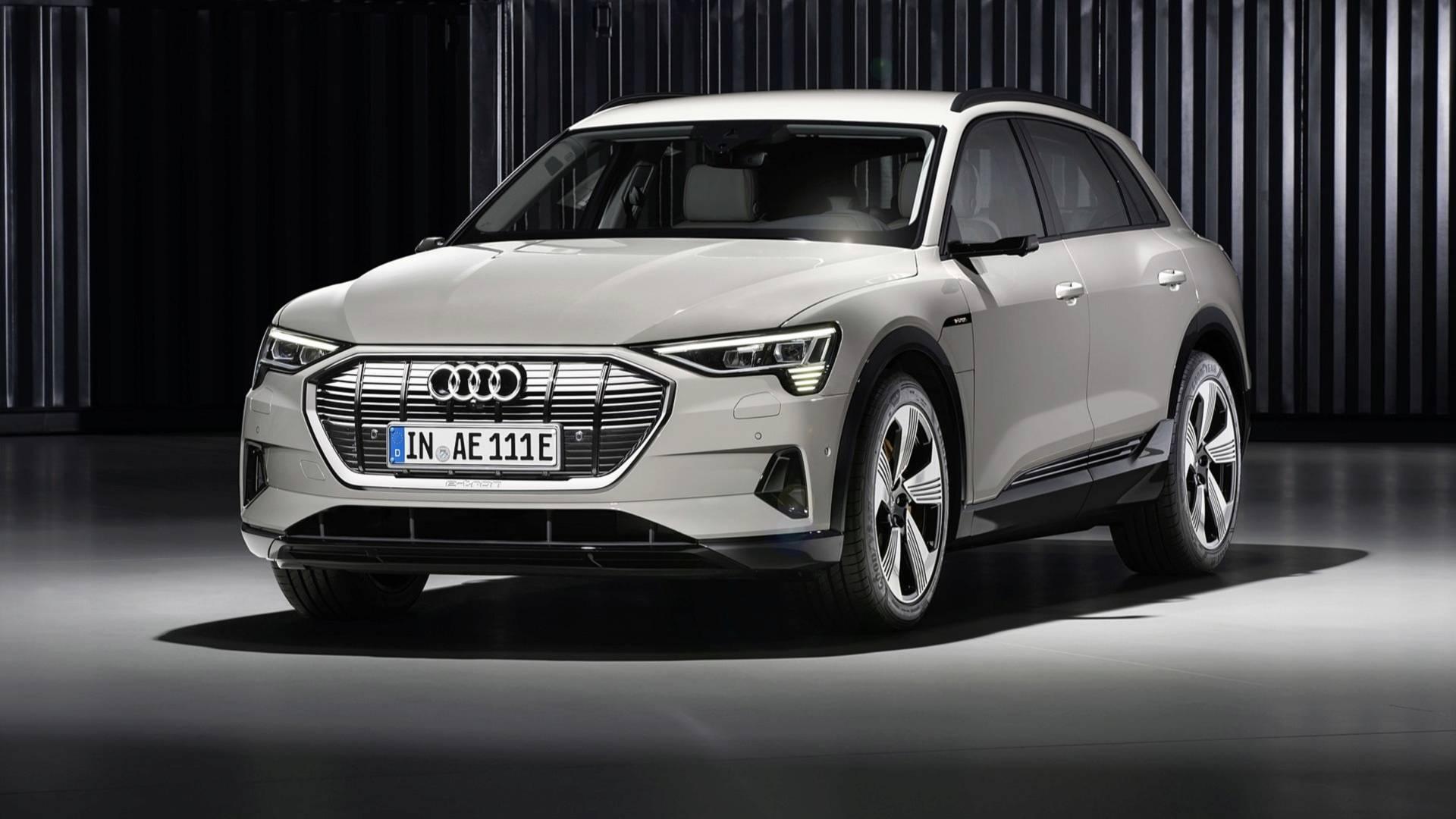 Audi E-Tron konsepti tanıtım için gün sayıyor!