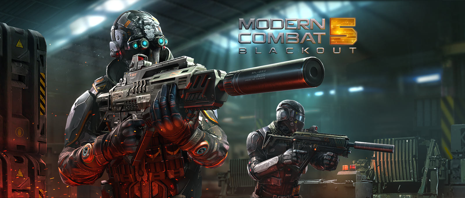 Modern Combat: Blackout, Nintendo Switch'e Geliyor!