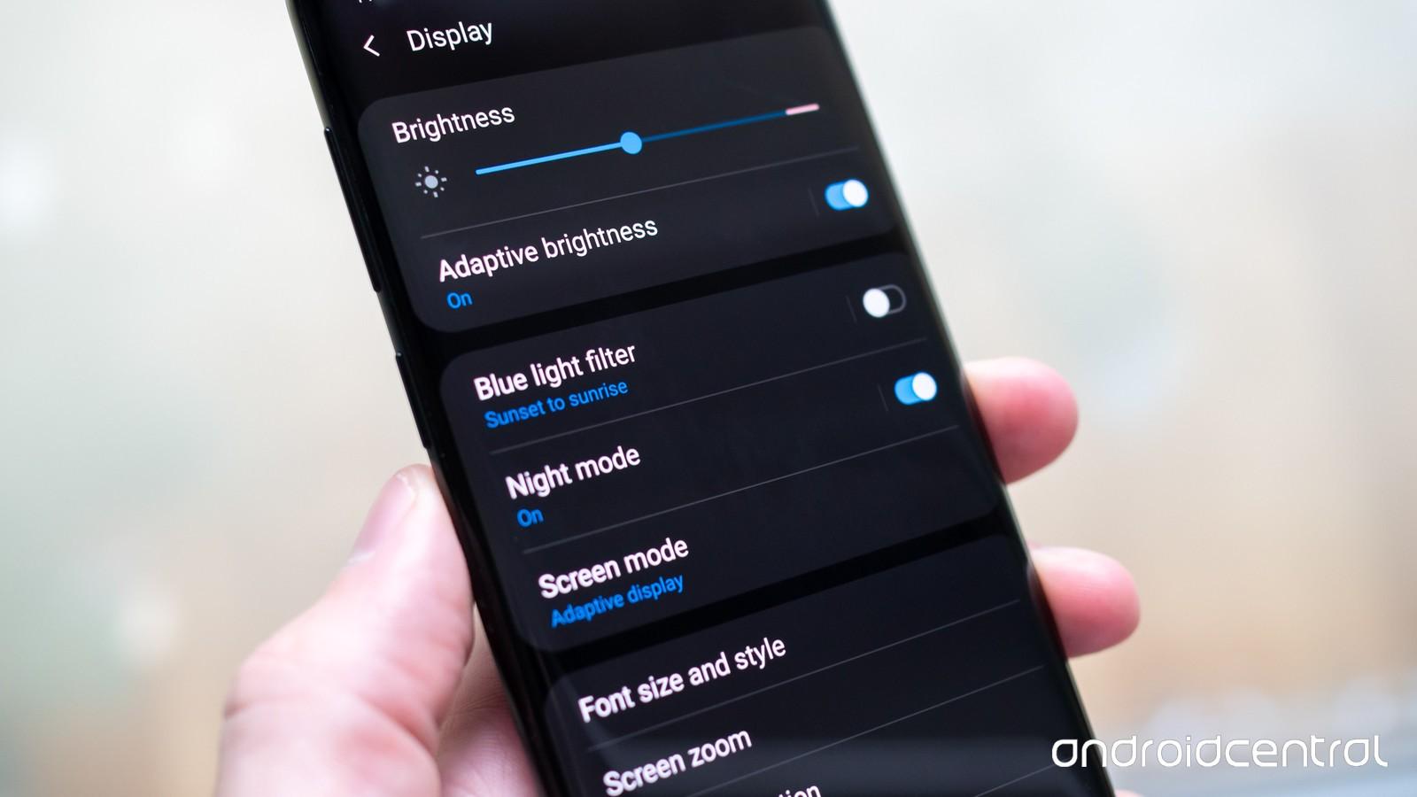Android 9 Pie'da Karanlık Mod Nasıl Etkinleştirilir?