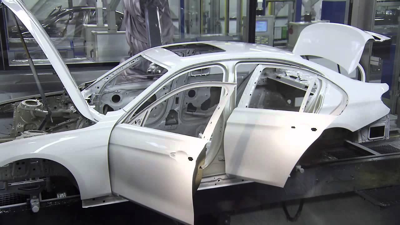 Yeni BMW 3 serisi nasıl üretiliyor?