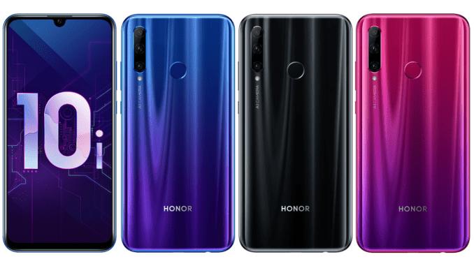 Honor 10i orta seviye bir cihaz olacak!