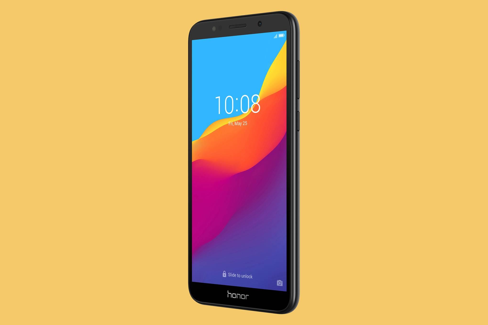 Honor 7S Türkiye'de ilk kez A101 mağazalarında satışa sunulacak!