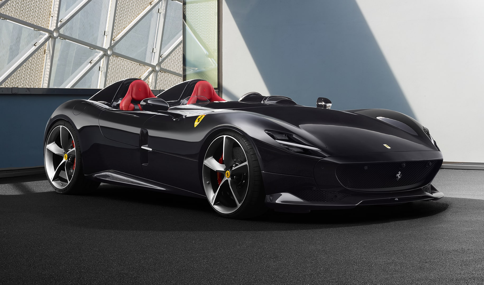 Ödüllü Şaheser: Ferrari Monza SP2