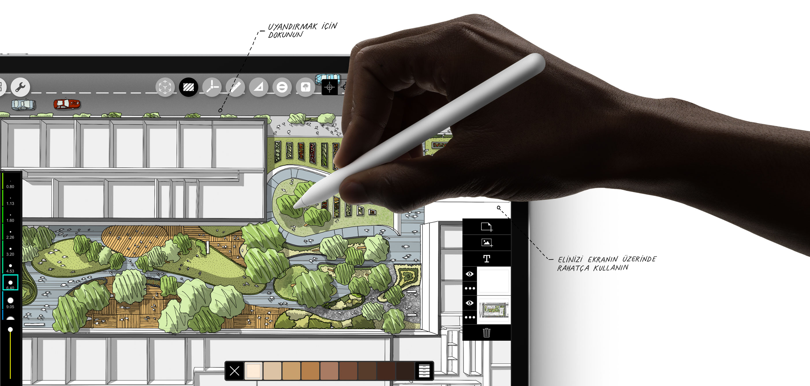 Apple Pencil 2'de Sınırları Zorlayan Kullanım İpuçları