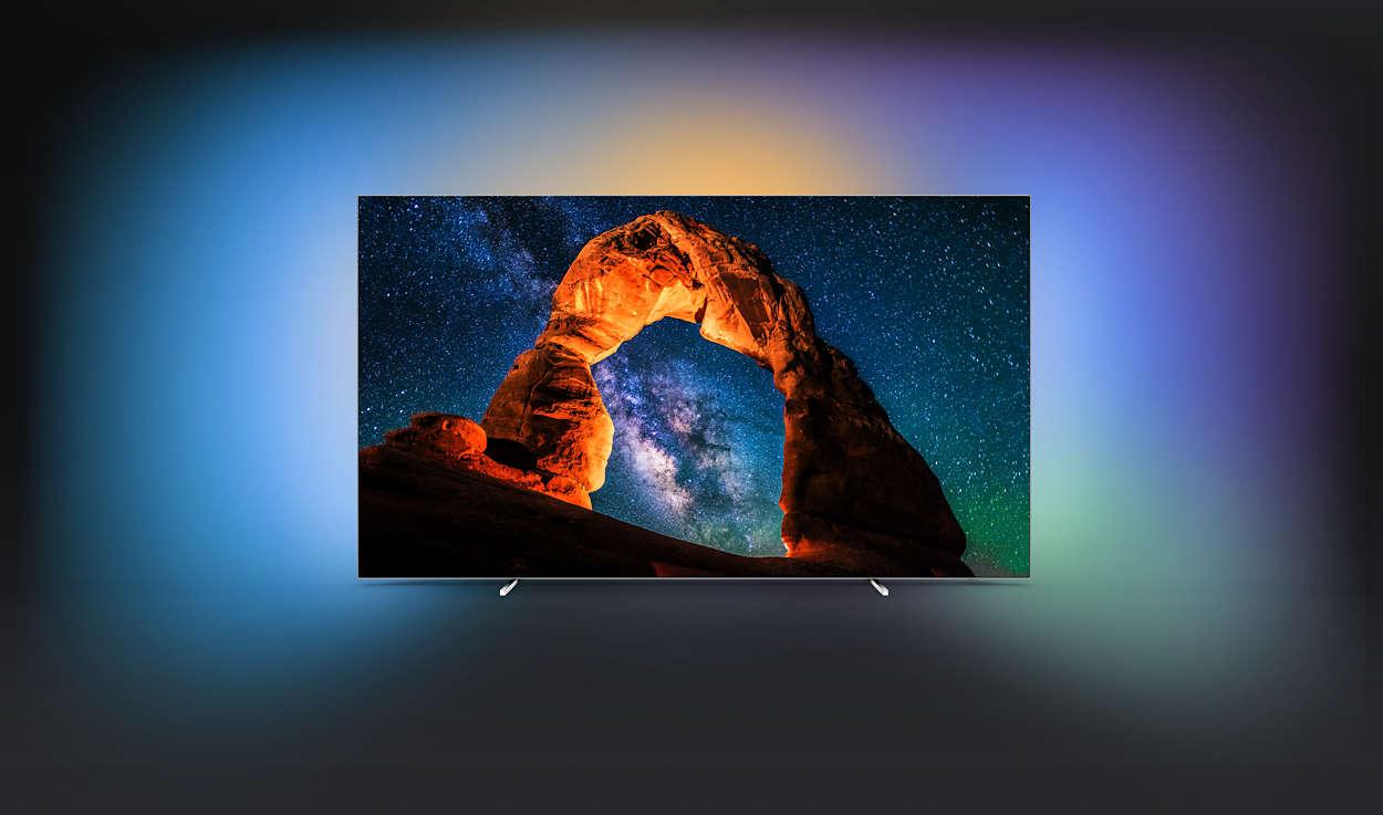 60 inç üstü 'sıfır çerçeve' TV'ler