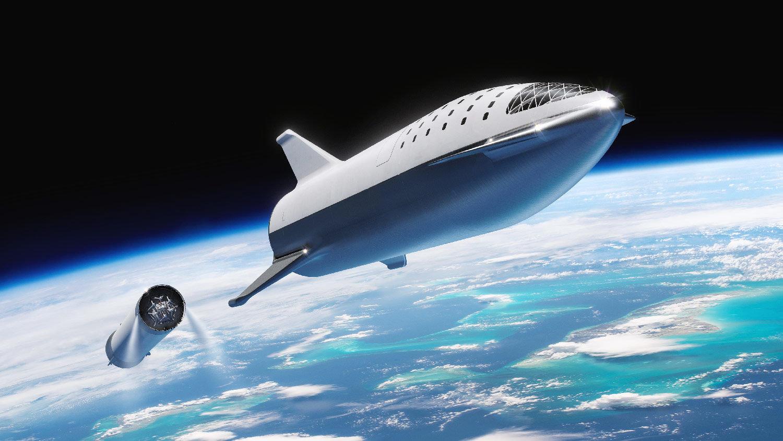 SpaceX Starship için ilk sabit ateşleme yapıldı!
