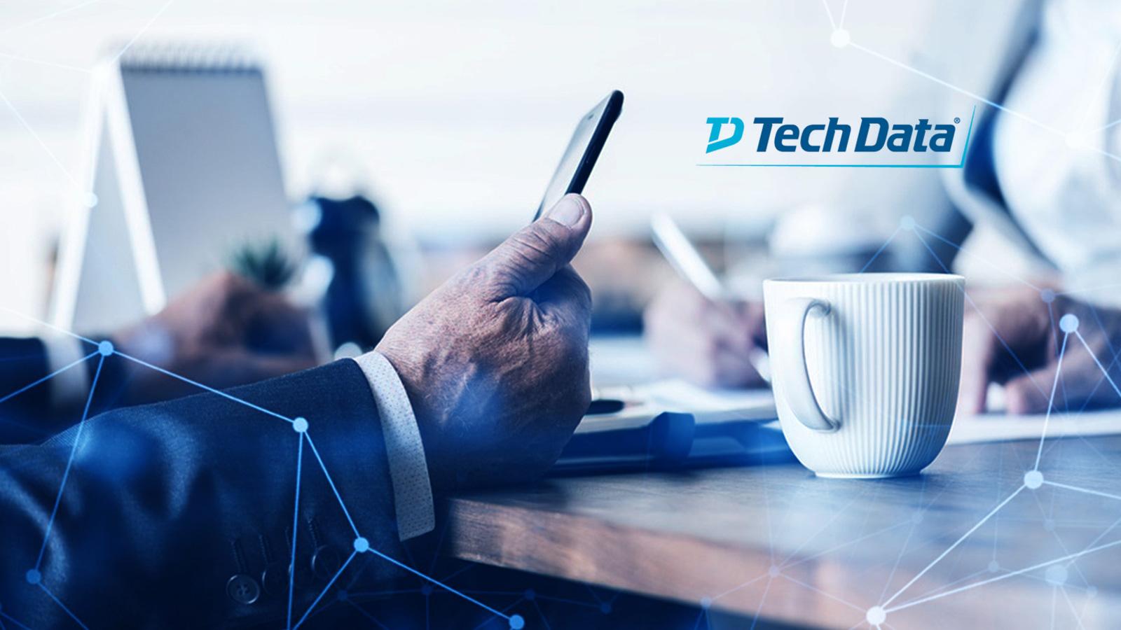 Tech Data, NetApp'ın Tek Yetkili Distribütörü Oldu