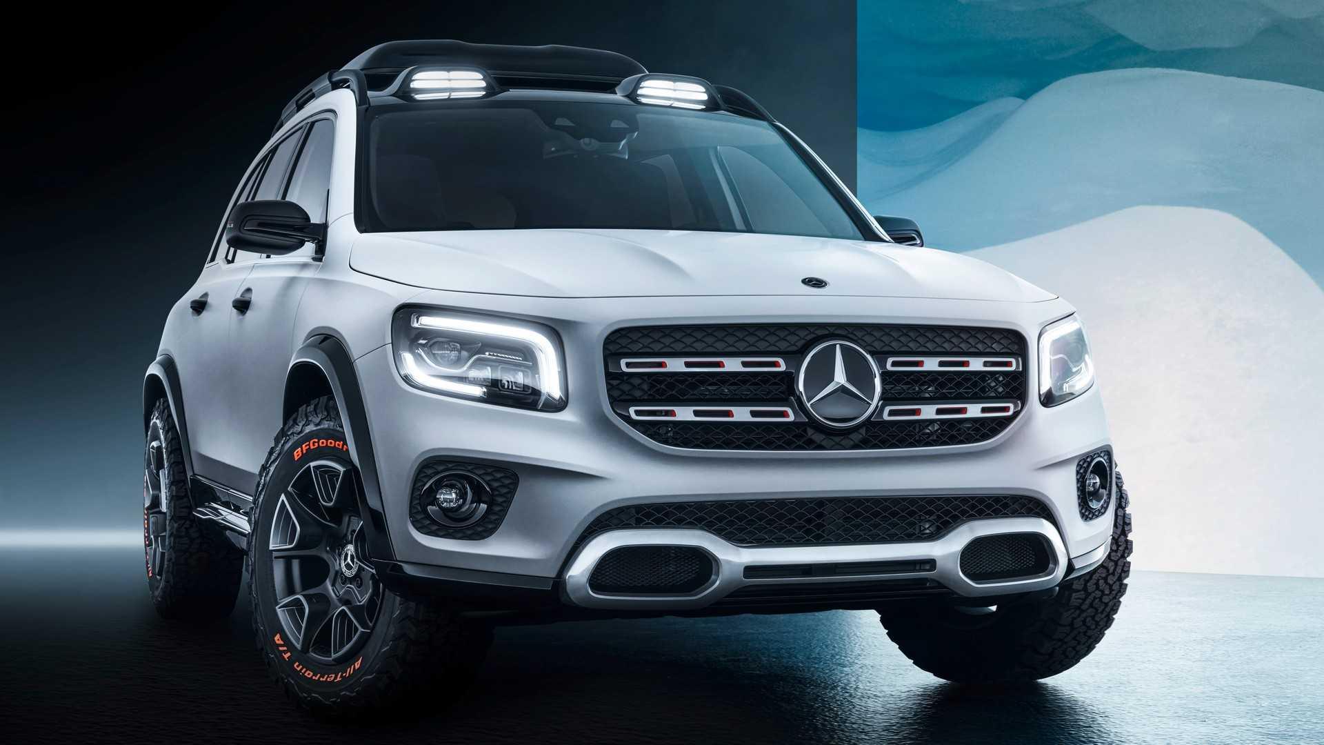 Mercedes GLB Serisi Geliyor!