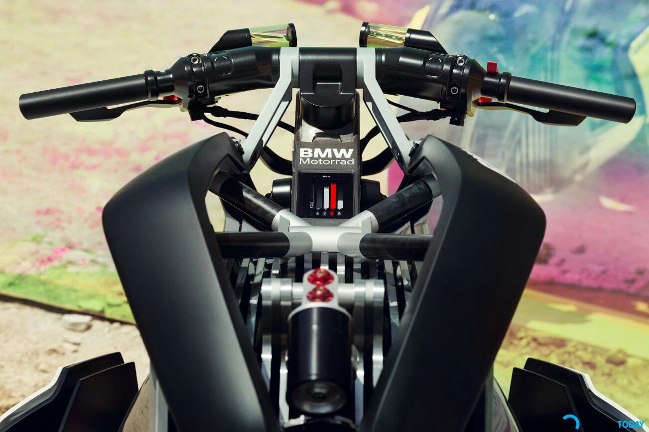 BMW Elektrikli Motosiklet Üretmek İçin Kolları Sıvadı