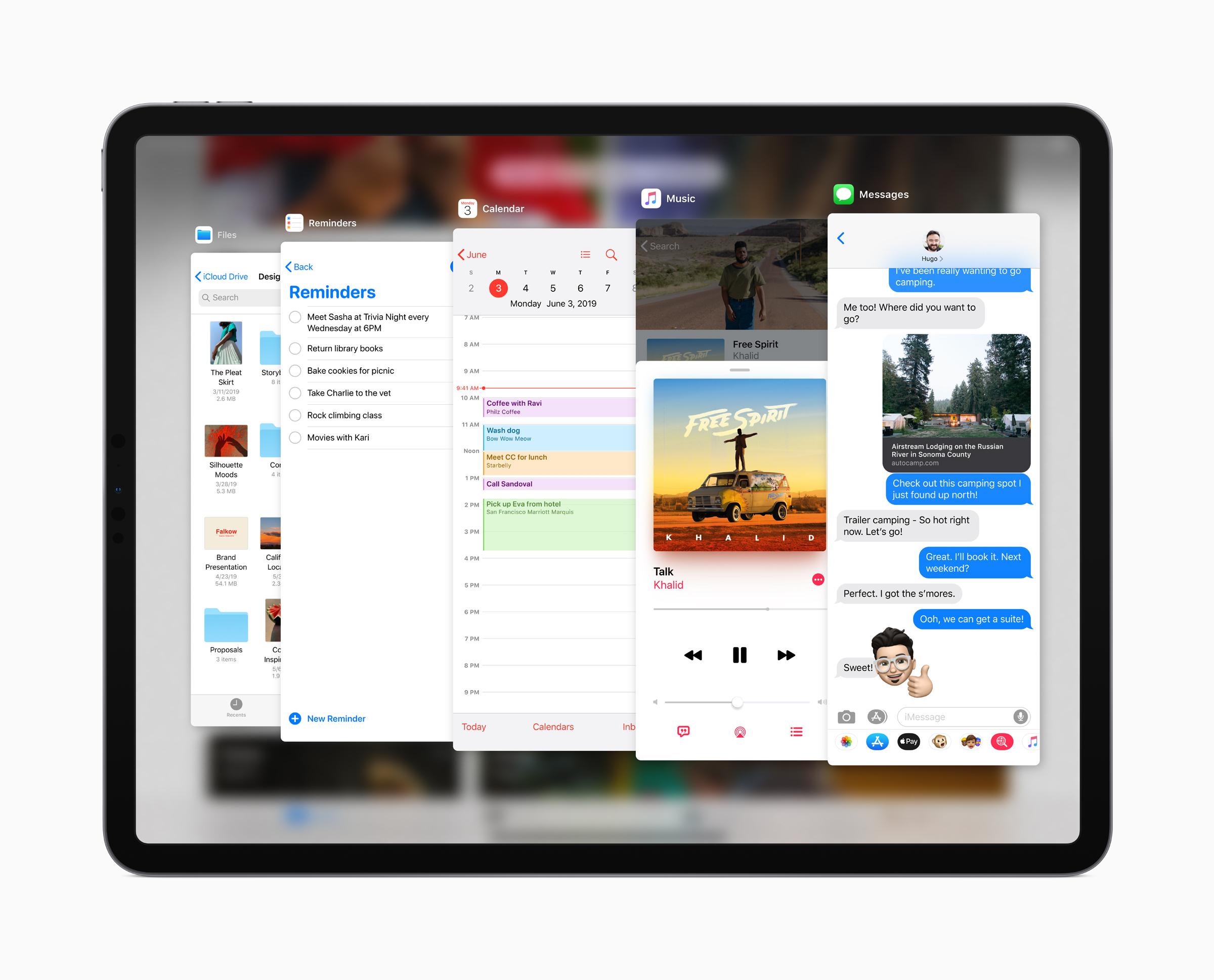 iPad kendi işletim sistemine sahip oldu