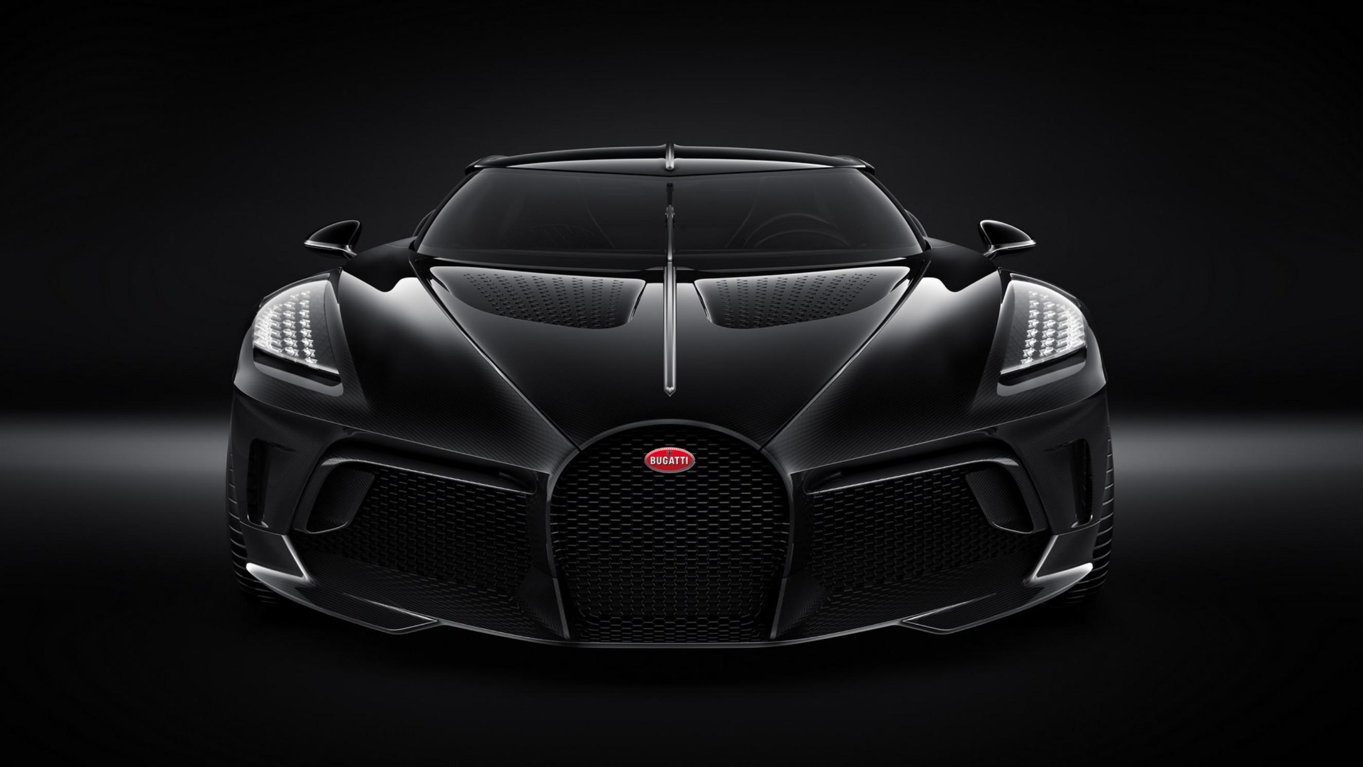 16,5 Milyon Euro'luk Otomobil! Bugatti La Voiture Noire