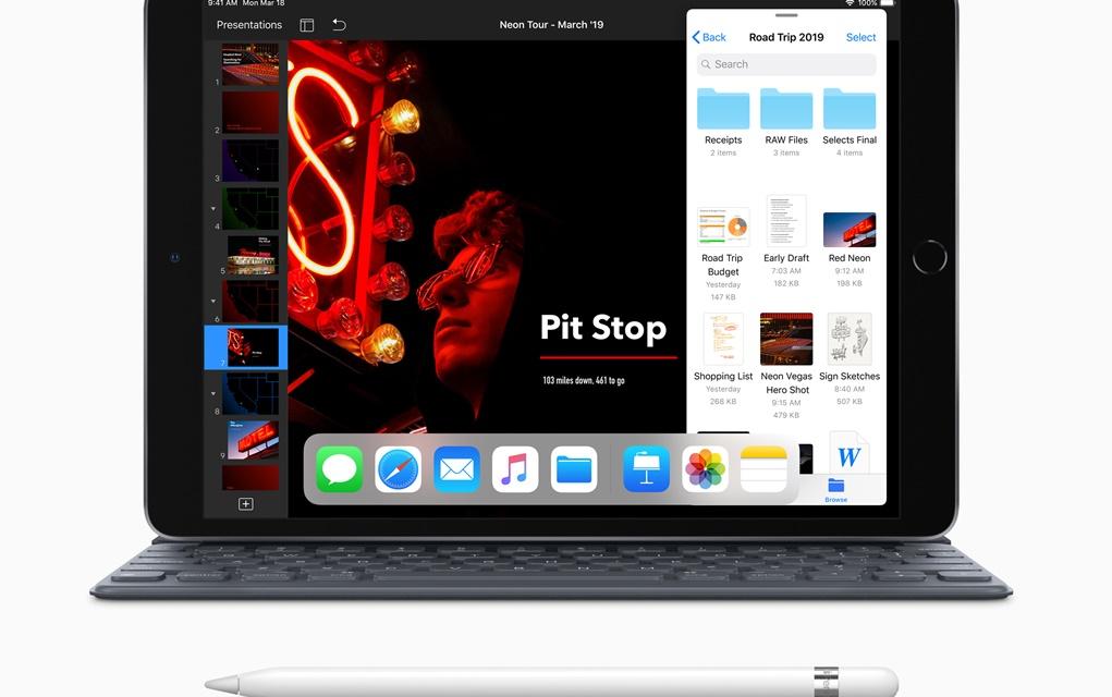 Apple Pen Destekli Yeni iPad'ler Mercek Altında