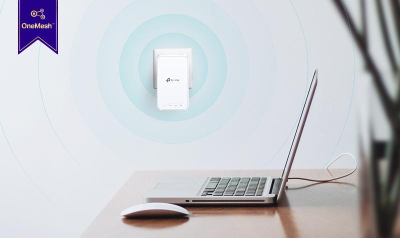 Mesh Teknolojili  WiFi Menzil Genişletici