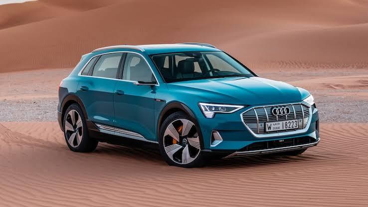 Elektrikli Audi e-Tron SUV Nasıl Üretiliyor?