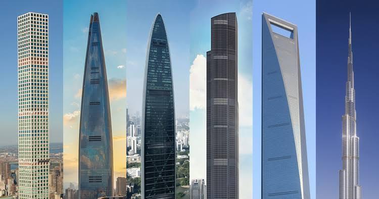 Dünyanın En Yüksek Binaları Karşılaştırıldı!