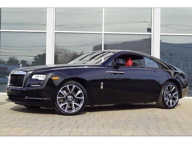 Rolls Royce Wraith 2019'a Yakından Bakın!