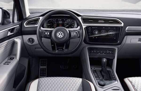 2020 VW Tiguan Göründü!