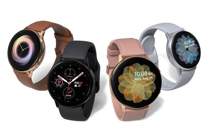 Galaxy Watch Active 2 Oldukça İddialı Geliyor!