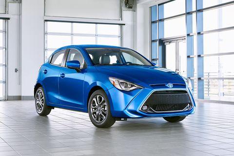 2020 Toyota Yaris Ortaya Çıktı!