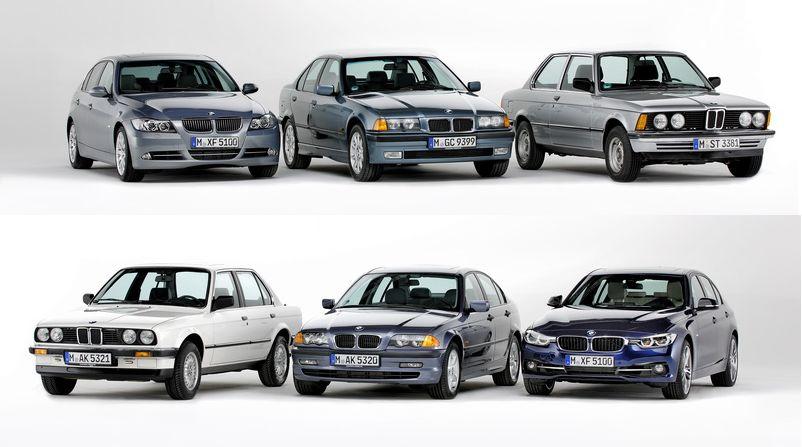 BMW Tarihindeki Tüm Otomobiller