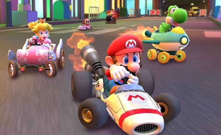 Mario Kart Tour iOS ve Android Platformlarında Yayınlandı!