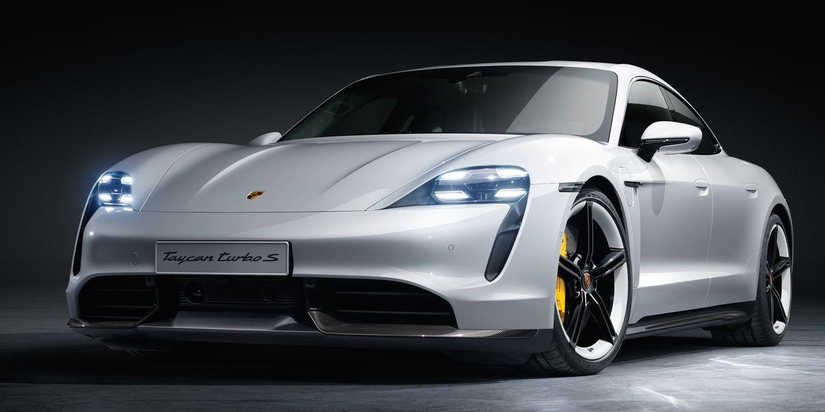 Elektrikli Porsche Taycan Nasıl Üretiliyor?