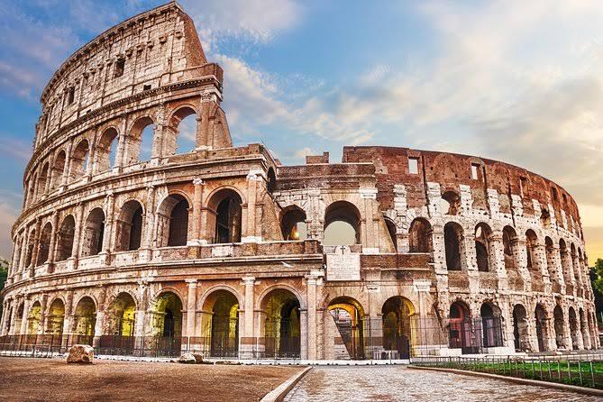 Drone ile Roma Turu