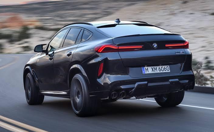 Yeni BMW X6 M 2020 Göründü!