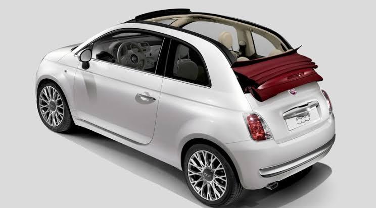 Fiat 500c Cabrio ile Test Sürüşü