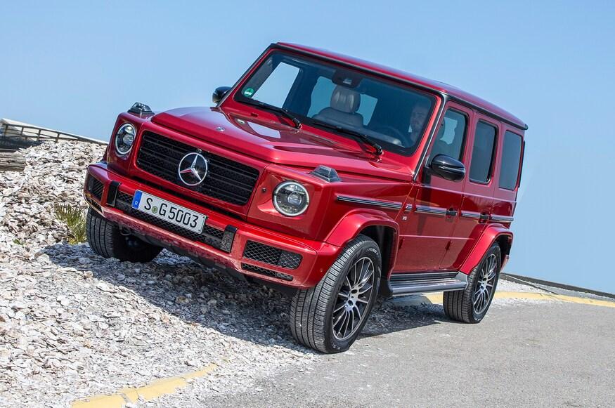 Mercedes G Serisinin Off-Road Yetenekleri Nasıl?