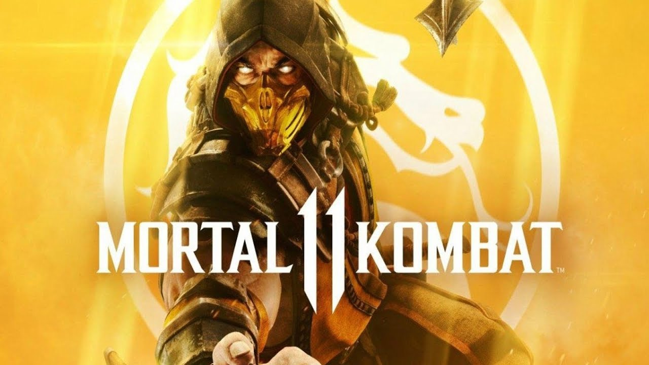 Switch Lite Üzerinde Mortal Kombat 11
