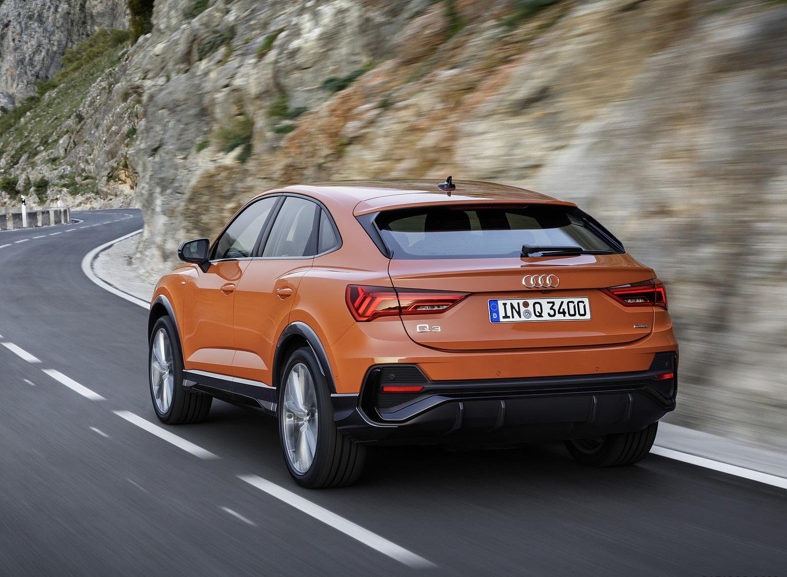 Yeni Audi Q3'e Yakından Bakın!